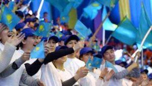 300x169 - مقبولیت 72 درصدی حزب حاکم قزاقستان در بین شهروندان این کشور