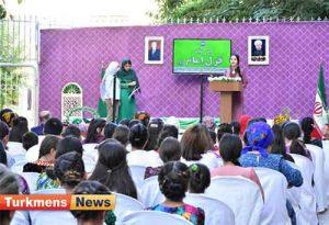 امام ترکمنستان 300x205 - قزل امام(ع) نقطه اشتراک عاطفی ایران و ترکمنستان است