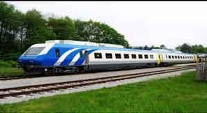 توقف موقت تردد قطارهای مسافری در ترکمنستان