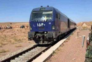 مسافربری ایران افغانستان 300x203 - نخستین قطار مسافربری ایران به افغانستان رسید