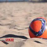 قهرمانی تیم ملوان بندرگزدر رقابت های فوتبال ساحلی امیدهای کشور