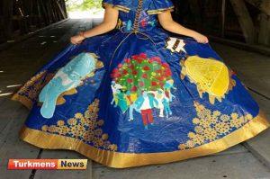 طراحی کرونا 4 300x199 - لباسی که با طراحی کرونا جهانی شد+ تصاویر