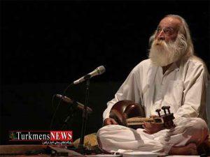 مراسم نکوداشت چهارمین سالگرد کوچ قلندر موسیقی ایران زمین در گرگان برگزار شد