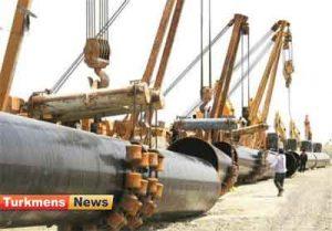 بررسی پروژه ساخت خط لوله تاپی در جلسه دولت ترکمنستان