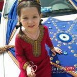دختر بچه گم شده در آق قلا به قتل رسید