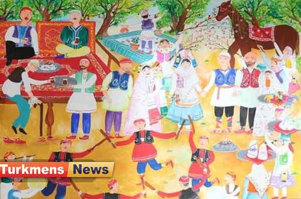 تقیزاده 2 - نوجوان گنبدی در مسابقه بینالمللی نقاشی نوازاگورا کشور بلغارستان درخشید