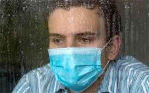 روزهای بارانی 300x187 - چگونه در روزهای بارانی از ماسک استفاده کنیم