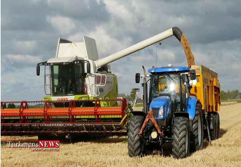 ماشین آلات کشاورزی باید بیمه شوند