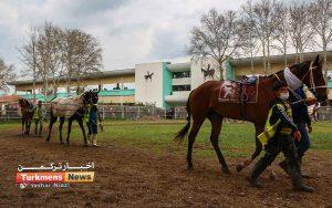 میدان سوارکاری گنبدکاووس 300x188 - هفته هجدهم مسابقات اسبدوانی بهاره و اولین کورس 1400 گنبدکاووس برگزار شد+ عکس