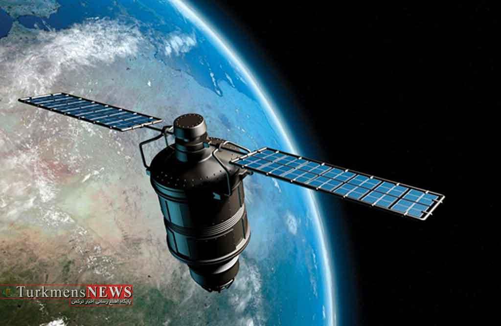 ماهواره ایرانی در مدار زمین