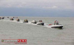 دستگیری ماهیگیران غیرمجاز در گمیشان