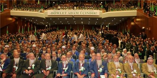 خلق مصلحتی ترکمنستان - ثبتنام نامزدهای مجلس خلق مصلحتی ترکمنستان آغاز شد