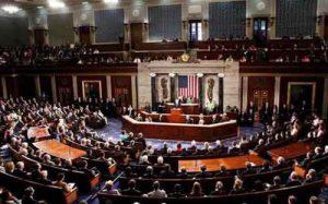 نمایندگان آمریکا 300x187 - مجلس نمایندگان آمریکا به پیش نویس طرح استیضاح ترامپ رای داد