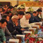 برپایی محفل انس با قرآن در شبهای قدر در مناطق مرزی گنبدکاووس