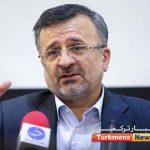 محمدرضا داورزنی رئیس فدارسیون والیبال جمهوری اسلامی ایران