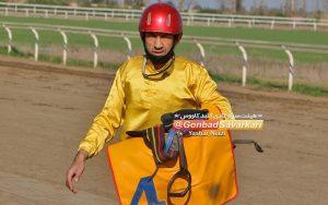 خوجملی ترکمن نیوز 300x188 - روز اول هفته قهرمانی مسابقات اسبدوانی بهاره گنبدکاووس با رقابت 66 اسب به خط پایان رسید+عکس