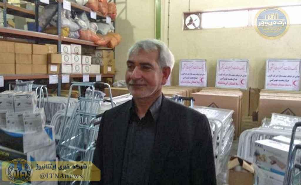 شهرکی خیر - «محمد شهرکی» به عنوان رئیس مجمع خیرین سلامت منصوب شد