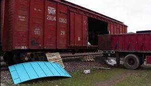 صادراتی ریلی 300x171 - نخستین محموله صادراتی ریلی به ازبکستان بارگیری شد