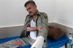 مصدومیت محیط بان رامیانی در تیر اندازی شکارچی غیر مجاز