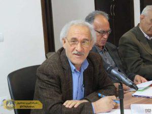 رجب پیرا فعال فرهنگی و اجتماعی منطقه