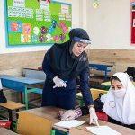 کرونا 150x150 - معلمها واکسن بزنند، مدارس از مهر حضوری میشود