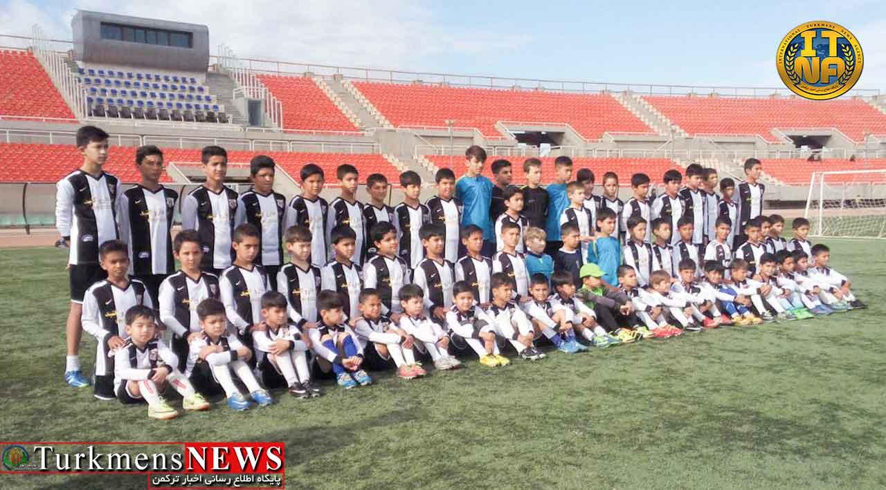 مدرسه فوتبال افتخار ایرانیان گنبد کاووس