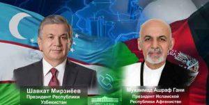 مذاکرات صلح و سرمایهگذاری بین ازبکستان و افغانستان