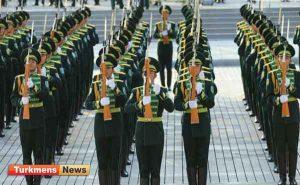نظامی ترکمنستان 300x185 - Türkmenistanda harby dabara