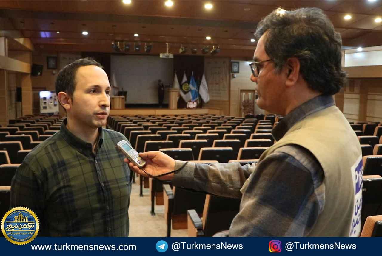 دانشخواه ترکمن نیوز - محصولات سیستم اعلام حریق آریاک دارای استاندارهای ملی و اروپایی است+فیلم مصاحبه