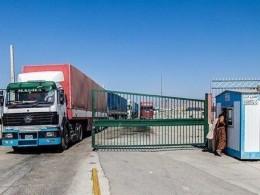 سرخس 1 - رانندگان شرایط سخت ترانزیت به ترکمنستان را نمیپذیرند