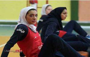 دختر والیبالیست گلستان به رقابت های قهرمانی آسیا اعزام می شود