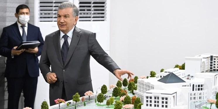 تجاری بین المللی ترمذ - مرکز تجاری بینالمللی «ترمذ» در مرز مشترک ازبکستان و افغانستان احداث می شود