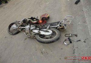 حادثه رانندگی در گلستان دونفر را به کام مرگ کشاند