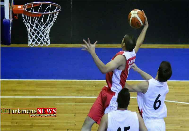 مسابقات بسکتبال نوجوانان غرب آسیا در گلستان آغاز شد/پیروزی لبنان برابر اردن