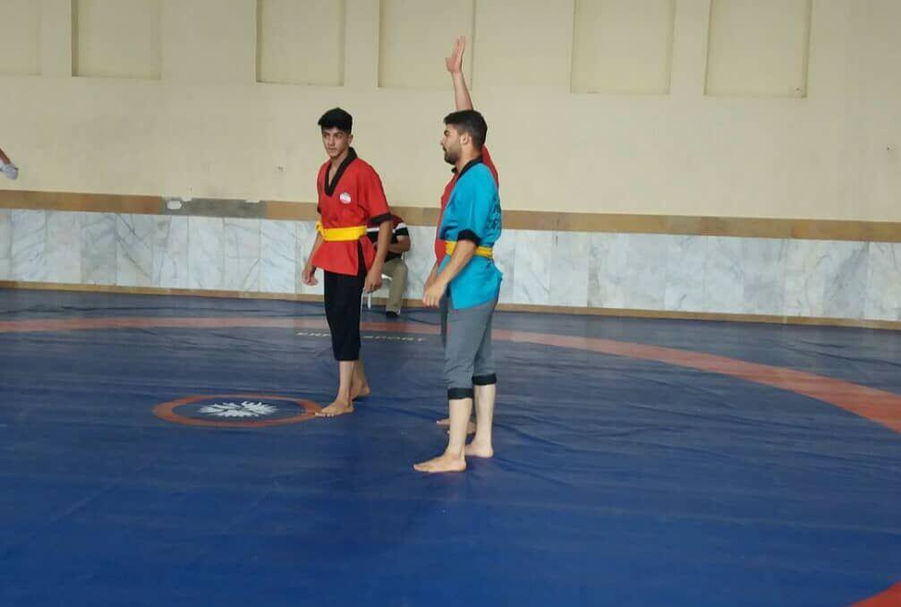 برگزاری مسابقات کشتی گورش قهرمانی گلستان در گنبدکاووس