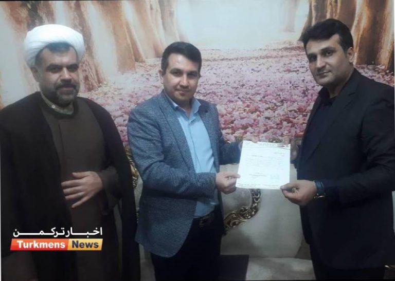 کاظمی 768x547 - مسعود کاظمی بعنوان مسئول کمیته روابط عمومی وزنه برداری استان گلستان منصوب شد