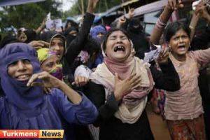 روهینگیا 300x200 - محکومیت انکار نسل کشی مسلمانان روهینگیا