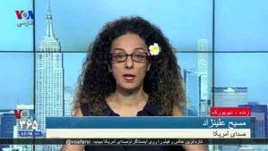 علینژاد ارسال فیلم 300x169 - ارسال فیلم برای مسیح علی نژاد جرم است و 10 سال حبس دارد