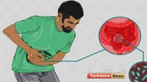 گوارشی 300x169 - توصیههای مرکز بهداشت گلستان برای مبتلا نشدن به بیماریهای گوارشی