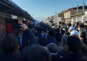 """روحانی گلستان 300x209 - دستاورد """"هیچ"""" سفر معاون """"روحانی"""" به گلستان"""