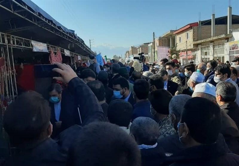 """روحانی گلستان - دستاورد """"هیچ"""" سفر معاون """"روحانی"""" به گلستان"""