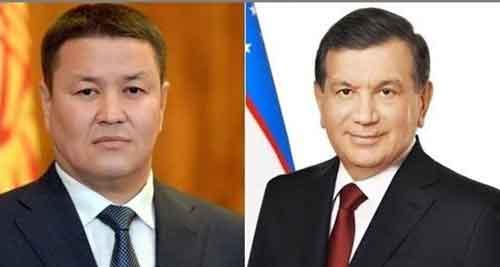ارشد قرقیزستان و ازبکستان - تقویت روابط محور گفتوگوی مقامات ارشد قرقیزستان و ازبکستان