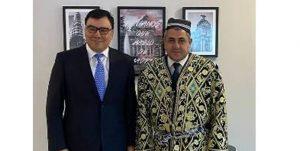 ازبکستان و نمایندگان سازمان ملل 300x151 - گردشگری محور دیدار مقامات ازبکستان و نمایندگان سازمان ملل