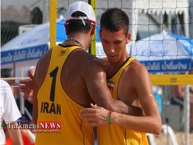 مقام پنجم مشترک به والیبالیست های گلستان رسید