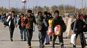 افغانستانی ها - موج جدید مهاجرت افغانستانی ها/ پاکستان، ایران و ترکیه مقصد اصلی مهاجران