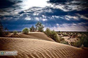 گرد و غبار قرهقوم 300x198 - مهار گرد و غبار قرهقوم مستلزم همکاری ترکمنستان است