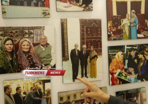 تخصصی فرش ترکمن حصل خانجانی ترکمن نیوز 9 300x211 - گزارش تصویری افتتاحیه موزه تخصصی فرش دستبافت ترکمن
