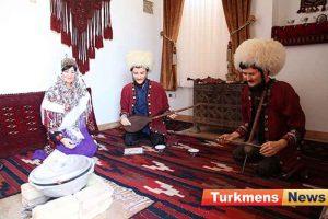 کوموش دفه ترکمن 300x200 - موزه مردم شناسی کوموش دفه، جلوه ای از آئین و باورهای زیبای قوم ترکمن