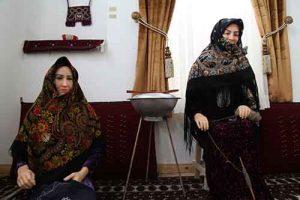 کوموش دفه ترکمن.jpg2  300x200 - موزه مردم شناسی کوموش دفه، جلوه ای از آئین و باورهای زیبای قوم ترکمن