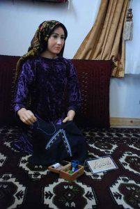 کوموش دفه ترکمن.jpg4  201x300 - موزه مردم شناسی کوموش دفه، جلوه ای از آئین و باورهای زیبای قوم ترکمن